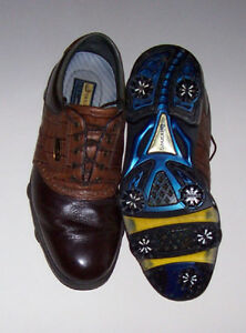 Choice of 4 Pair of FootJoy Mens and Ladies Golf Shoes London Ontario image 9