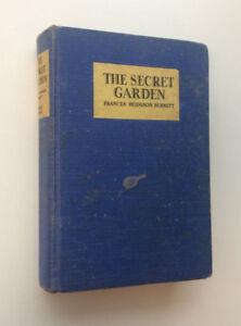 Vintage Book: The Secret Garden Hardcover 1911 ($100 Value)