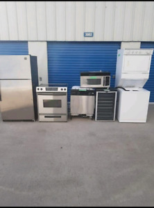 Stainless kitchen packages KELOWNA