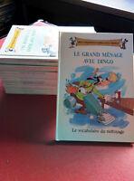 Collection de livres Mes premières rimes avec Disney