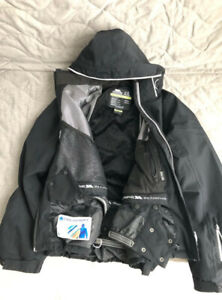 Mens Ski Jacket and Down coat