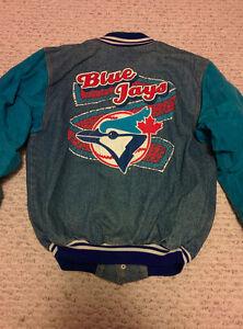 Varsity Blue Jays Jacket   - Brand New  - Rare find