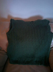 Perfect Holiday Gift--Hand knit vest Kitchener / Waterloo Kitchener Area image 1