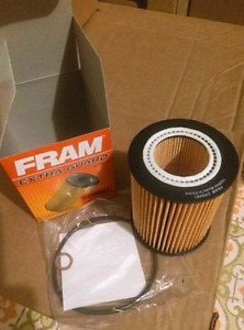 Oil filter for BMW CH8081