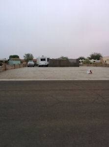 RV space(s) for rent in Yuma, AZ