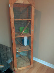 **Small animal cage**- good for rats or ferrets