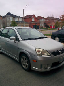 2006 Suzuki Aerio Hatchback FOR IMMEDIATE SALE