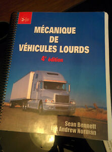 Mecanique de vehicle lourds