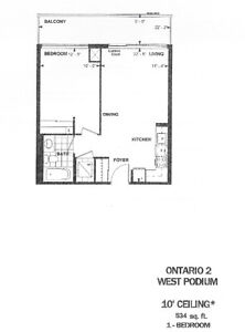 Condo Assignment For Sale - Downtown Toronto