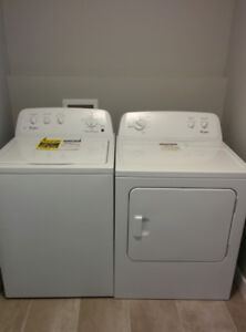 Whirlpool Washer/Dryer (Good condition, used)