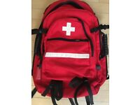 Professional Search & Rescue Medic Backpack