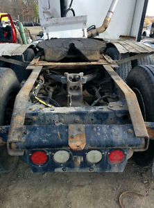 KENWORTH T800 BARE FRAME