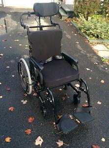 Fauteuil roulant, chaise roulante, base roulante Orthofab