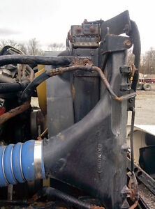 FREIGHTLINER COLUMBIA Radiator assembly