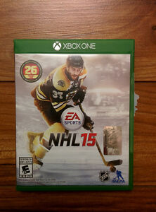 NHL 2015 for Xbox one
