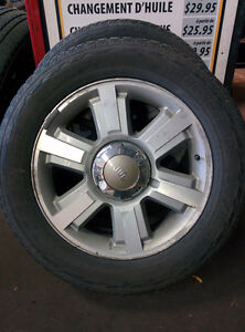 Ford mags and tires