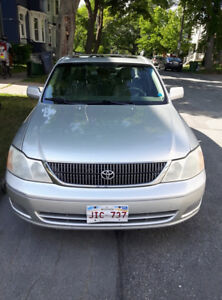 2000 Avalon XLS for Sale