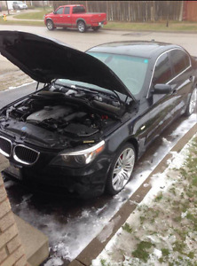 2007 BMW 530 M PACKAGE