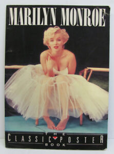 Marilyn Monroe Poster Book - 6 posters