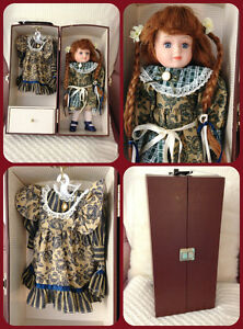 Anne of Green Gables With Trunk & Extra Outfit - MINT IN BOX!