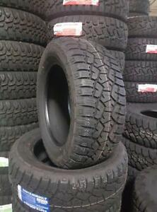 265/70R16 FULL SET FOR $596---FINANCING AVAILABLE---RIMS, TIRES ACCESSORIES ALL ON SALE! FORD, CHEVY, DODGE. GMC,TOYOTA