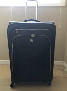 RUSH SALE- Black Soft Case Travel Luggage ($20 only!)