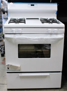 """Frigidaire 30"""" Gas Range with 5.0 Cu.Ft Self Clean Oven"""