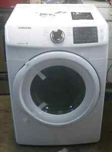 New Samsung front load dryer