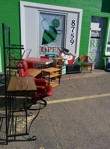 RE has lots of furniture!!