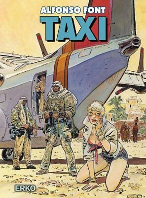 TAXI  Gesamtausgabe 1  Integral  Kult Verlag Neuware