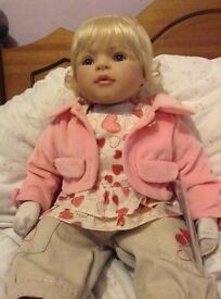 Gotz collectable doll