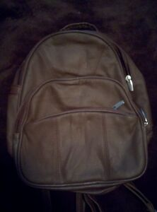GREAT XMASS GIFT leather backpac purse Cornwall Ontario image 1