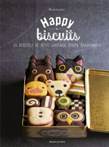 Happy biscuits, de Minotakeseika (Larousse)