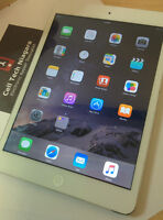 iPad Mini Crome And White - 16G Comes With Box And Charger 250$
