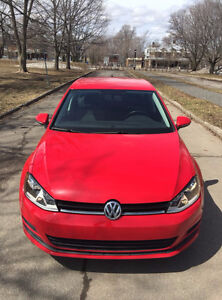 2015 Volkswagen Golf TSI ***IMPECCABLE***