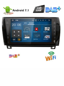 9'' touch screen stereo deck for 2003-2013 Toyota tundra/sequoia