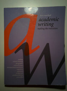 LEARN HOW TO WRITE ENGLISH-ACADEMIC WRITTING Gatineau Ottawa / Gatineau Area image 1