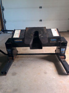 Reese 5th wheel hitch, 16k with slider