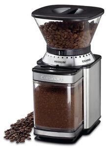 Coffee Grinder - CUISINART DBM-8 Automatic Burr Mill - Like new
