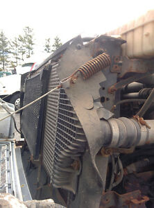 GMC C7500 RADIATOR ASSEMBLY