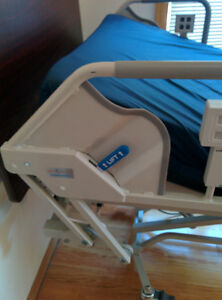 Hospital bed - Med Mizer Retractabed SS