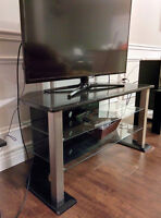 TV Stand + 2 Side tables