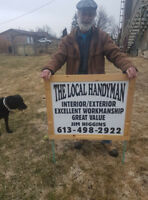 The Local Handyman