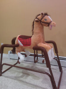 Talking Spring Rocking Horse North Shore Greater Vancouver Area image 1