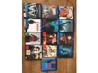 Blu ray films and Boxsets