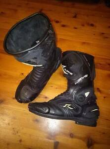 rjays motorcycle boots | Cars & Vehicles | Gumtree Australia Free ...