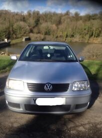 VW Polo 1.4 Automatic (selling as spare/repairs)