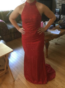 New with tags prom or evening dress
