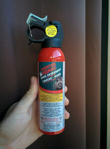 Bear Spray (URGENT)