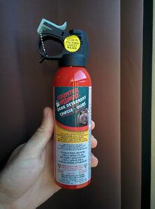 Bear Spray (URGENT)
